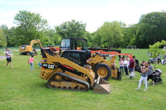 Touch a truck Down on the Farm