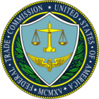 Federal Trade Commission Seal logo