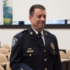 Raymond Osborne Police Chief Darien