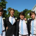 at New Canaan Country School graduation
