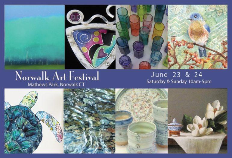Norwalk Art Festival June 2018