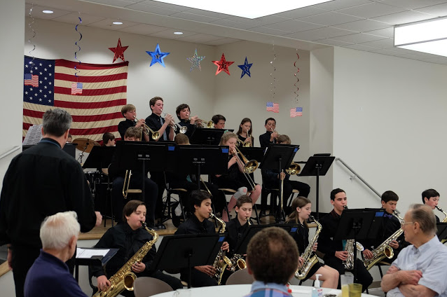 Darien Music Department Blog MMS Jazz Ensemble