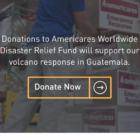 Americares Guatemala Volcano 2018