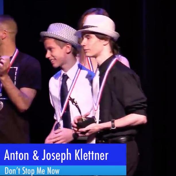 Anton Klettner Joseph Klettner Darien's Got Talent