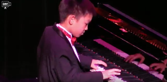 Cary Wang Darien's Got Talent