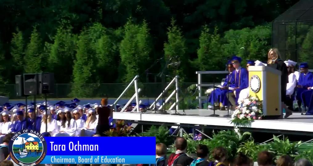 Ochman grads 2018