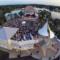 Levitt Pavilion aerial