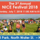 Norwalk Nice Festival third