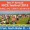 Norwalk Nice Festival third