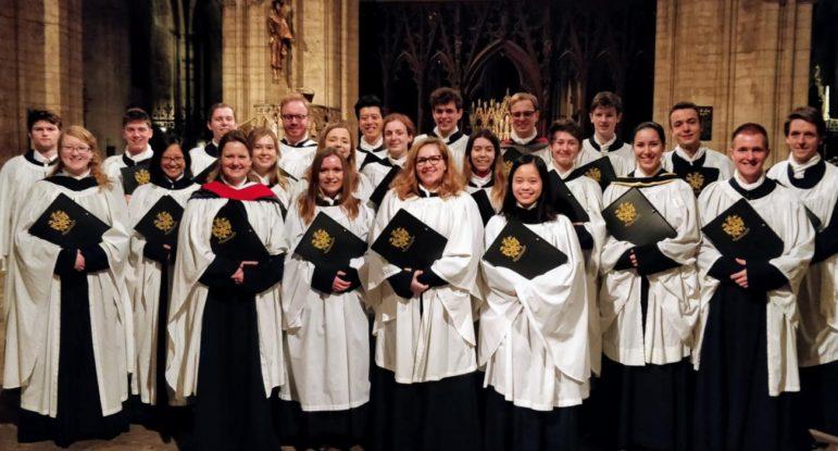 Magdalene Choir 2018