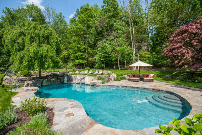 Swimming Pool Real Estate Diane Farrell