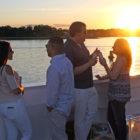 Sunset Cruises RV Spirit of the Sound Maritime Aquarium Long Island Sound