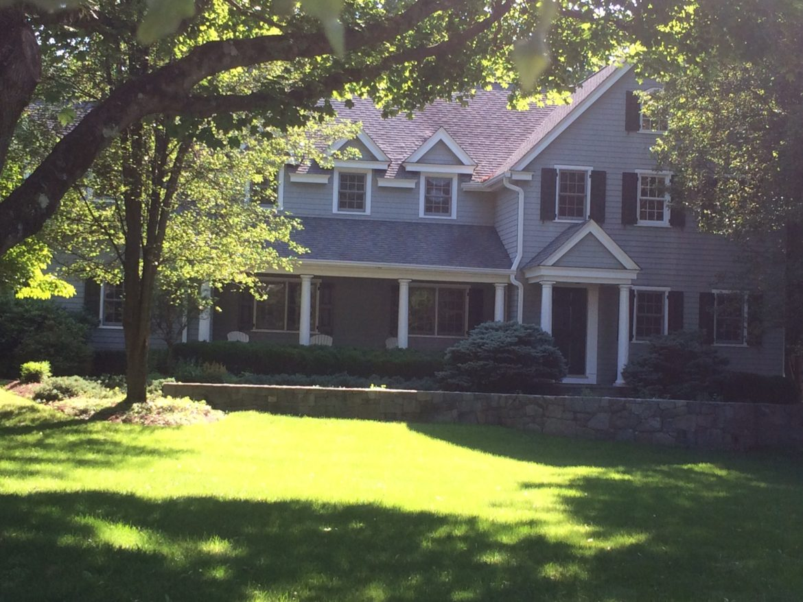 1 Tulip Tree Lane Darien real estate