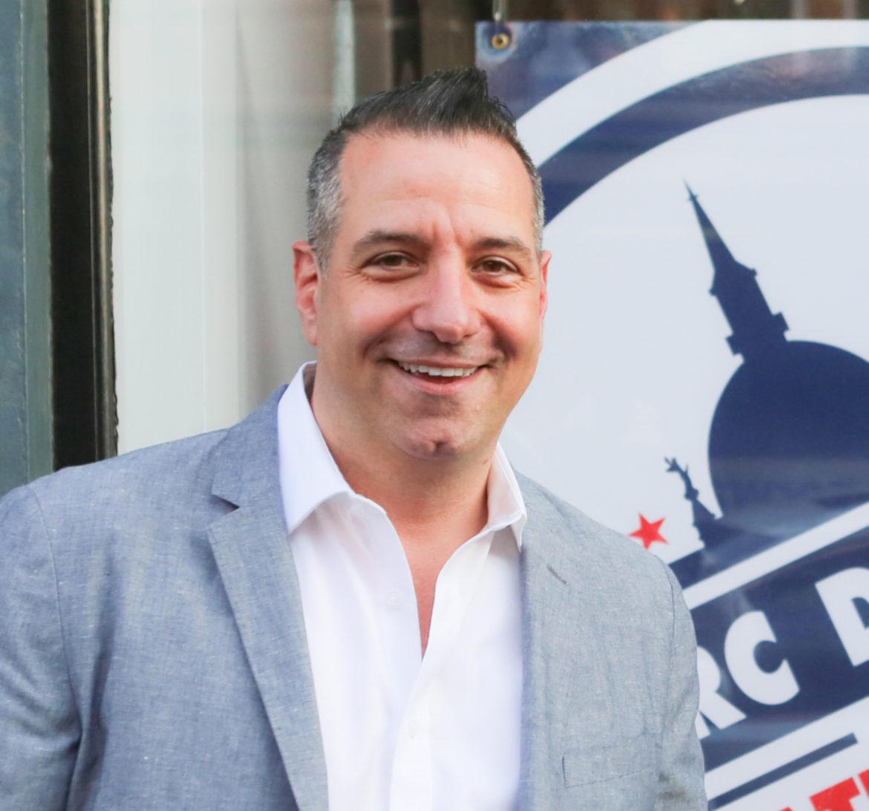 Marc D'Amelio candidate 25th Senate