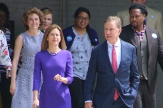 Susan Bysiewicz and Ned Lamont candidates Democratic primary 2018