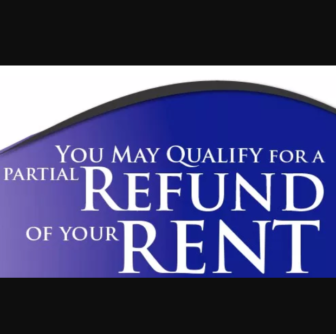 Seniors CT Refund Rent