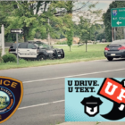 Darien Police Distracted Driving 2018