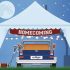 Homecoming theme for 2018 OPUS BigGER Rig Gig