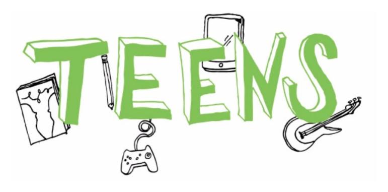 Teens Teen Advisory Board Darien Library
