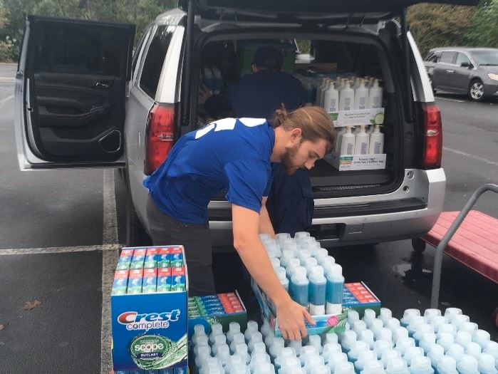 Americares responds to Hurricane Florence Carolinas