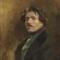Eugene Delacroix self portrait