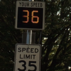 speed sign for facebook use