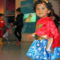 Cute kid in Halloween costume Maritime Aquarium
