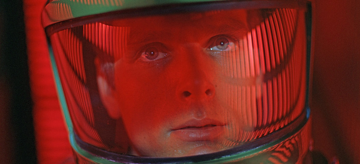 2001: A Space Odyssey still from a scene
