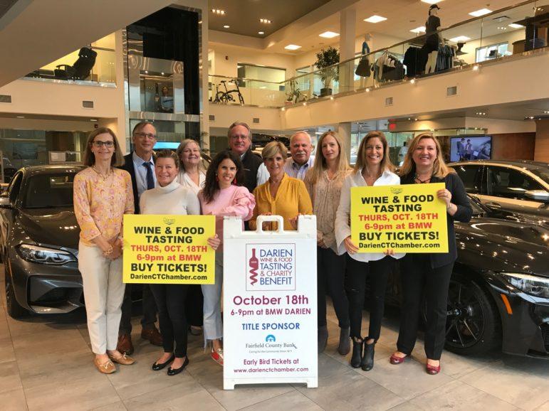 Darien Wine & Food Tasting & Charity Benefit 2018
