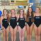Darien Girls Diving Team 2018-2019