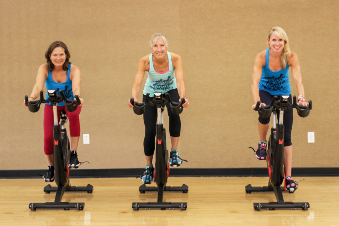 Ride for Revive Spin-a-thon Darien YMCA 2018