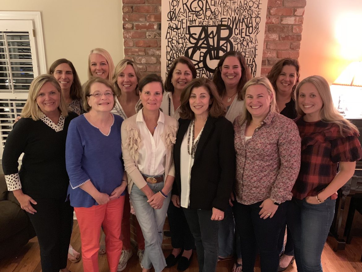 ABC in Darien Tailgate Gala committee 2018