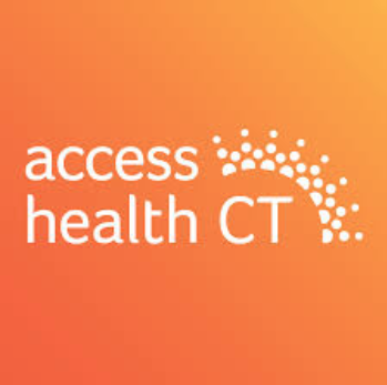 Access Health CT logo from Facebook 2018