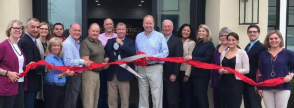 Hollow Tree Self Storage Ribbon Cutting Oct 10 2018 news release from chamber