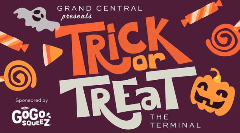 Trick or Treat at the Terminal Grand Central Terminal Oct 28 2018