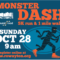 Monster Dash poster 2018 Rowayton