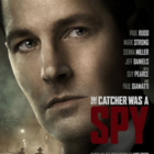 The Catcher Was a Spy movie poster film poster 2018