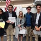 Model Congress Darien High School 2018