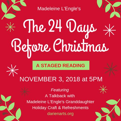 24 Days Before Christmas square thumbnail DAC 2018