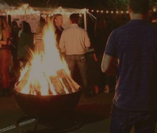 Fireside Darien Nature Center 2018