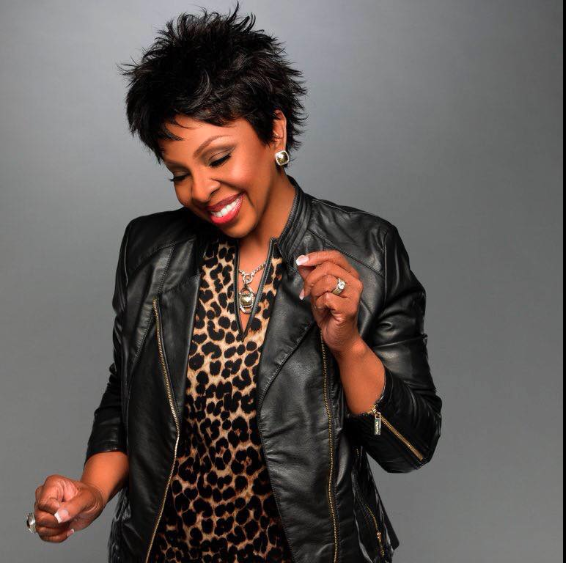 Gladys Knight Facebook pic publicity