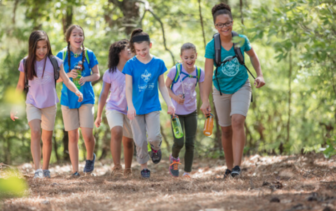 Girls in Scouting BSA