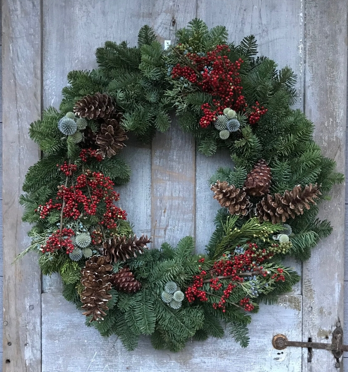 New Ladies Night Out Wreath Making Workshop At Darien Arts Center