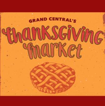 Grand Central Thanksgiving Market