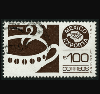 Letter Letters Letter to the Editor Coffee Stamp