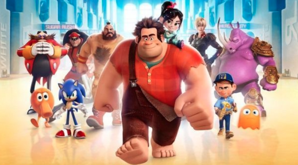 Ralph Breaks the Internet image from the movie