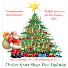 Darien Sport Shop and Darien Parks and Rec Tree Lighting 2018