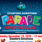 Stamford Downtown Parade poster top part