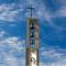 Bell tower at Sacred Heart University square thumbnail