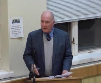Anthony Homicki town tax assessor